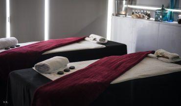Massage Room for 2